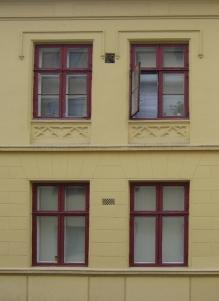 Fredensborgveien vinduer