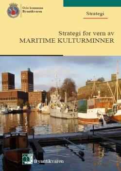 Strategi maritime kulturminner forside