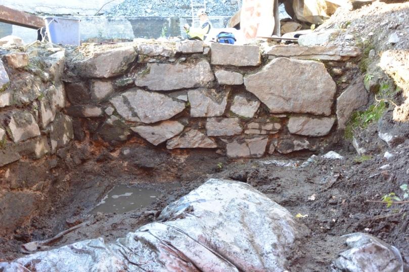 Mur steinkjeller