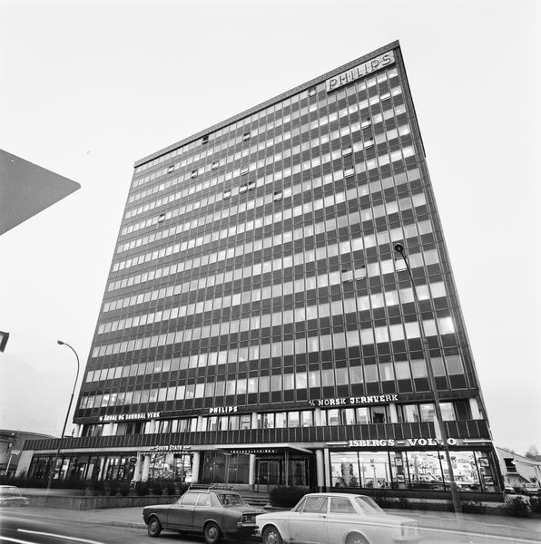 Philipsbygget 1972Ørnelund OM