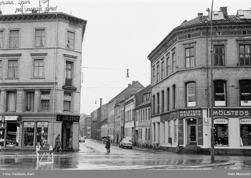Fra Jernbanet Kari Paulsen OM 1966
