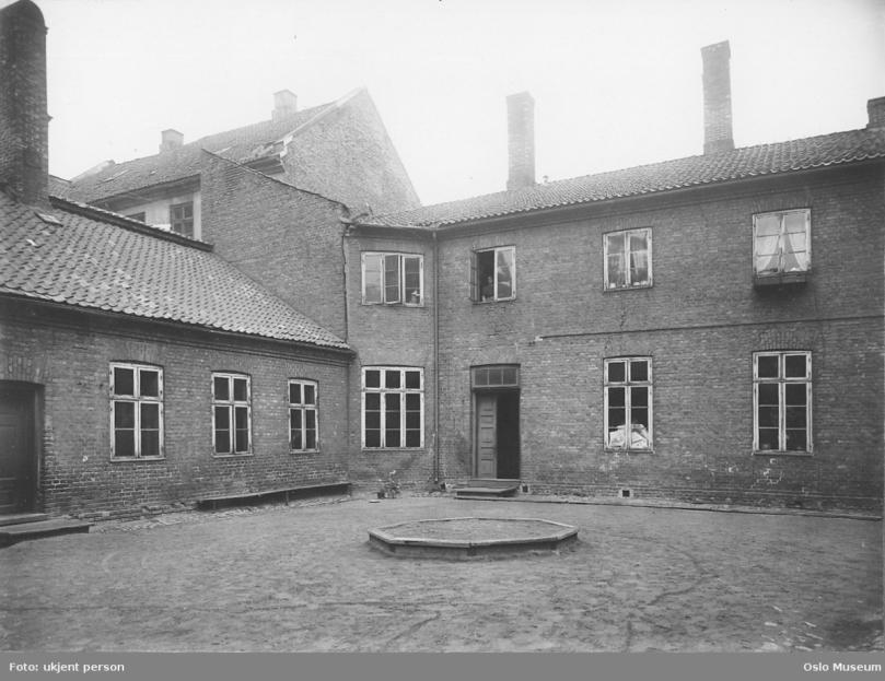 Vaterland asyl 1920