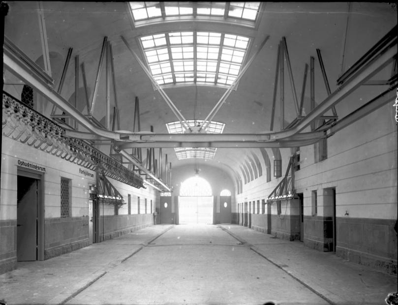 Slaktehall NTM SWP ca 1915