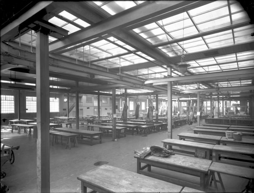 Slaktehall SWM NTM ca 1915.png