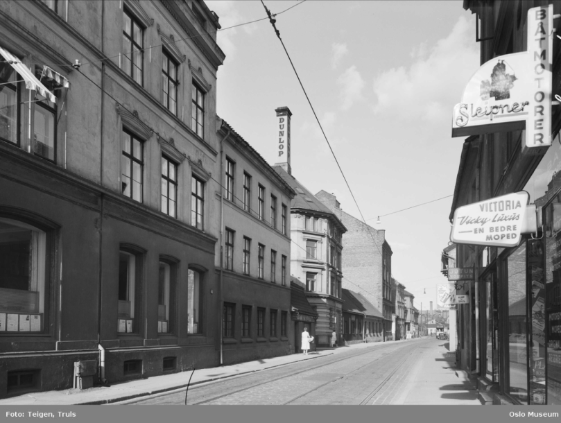 V9 Karl baksider 1961