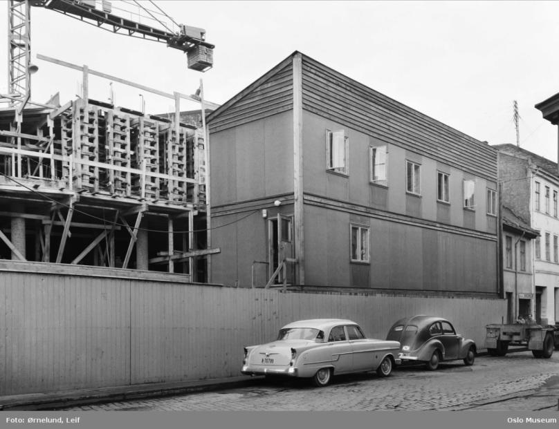 K3 byggebrakke 1967