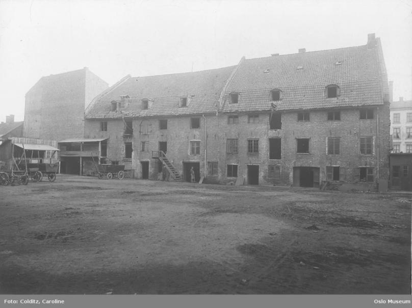 15 renovasjon sukkerraffineri 1903