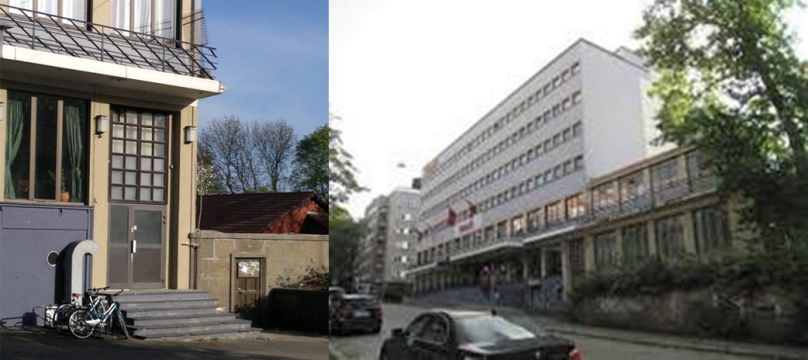 KNA Scandic Falkenhorstbunker koblet