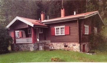 Lutvann leir - blockhaus 94 kvm 1940